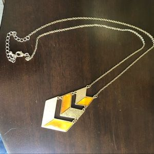 Jewelry - Long Chevron Necklace
